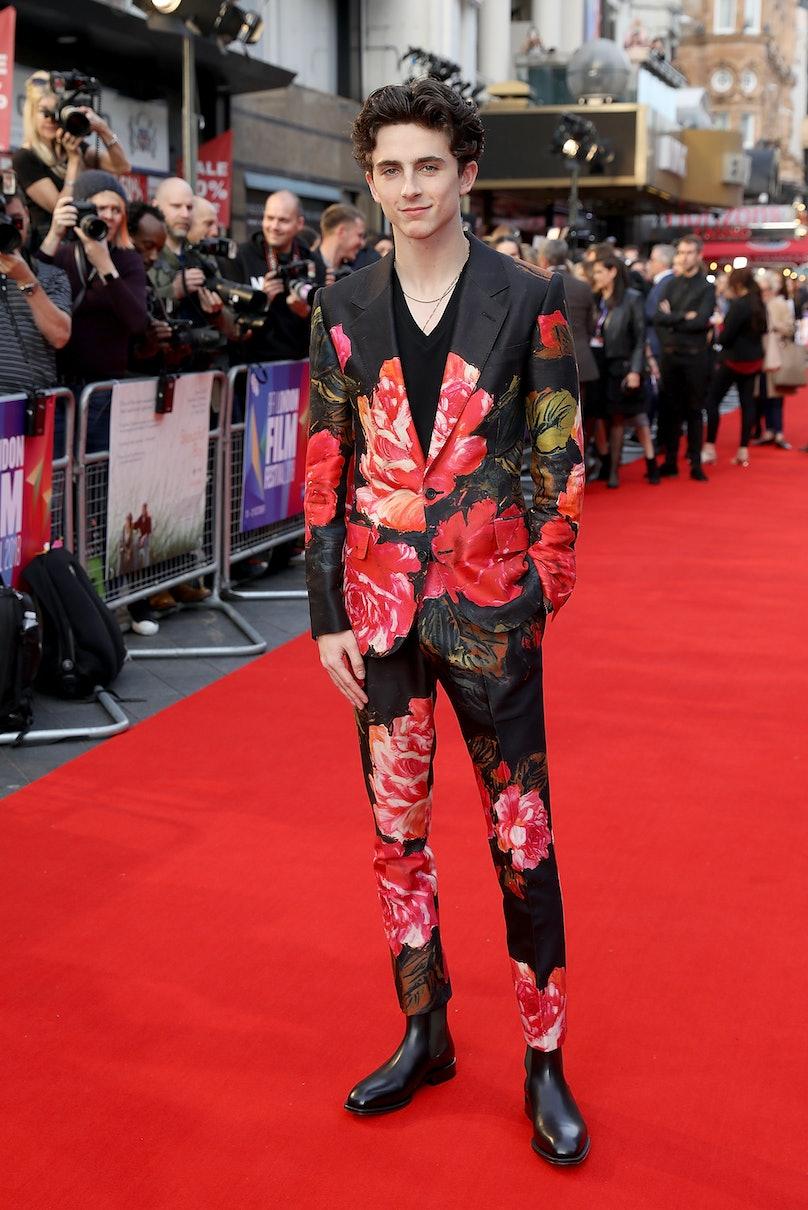 """Beautiful Boy"" UK Premiere -  62nd BFI London Film Festival"