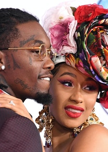 Offset Threw An Extremely Lavish Surprise Party for Cardi B LEAD