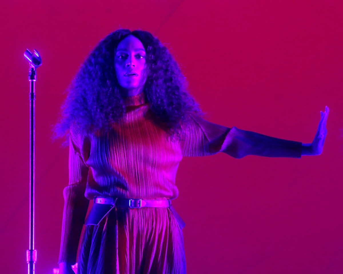 Solange's New Album Will Drop Any Day Now