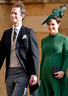 Pippa Middleton And Husband James Matthews Welcome Their First Child