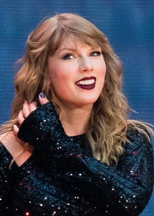 Taylor Swift early voting