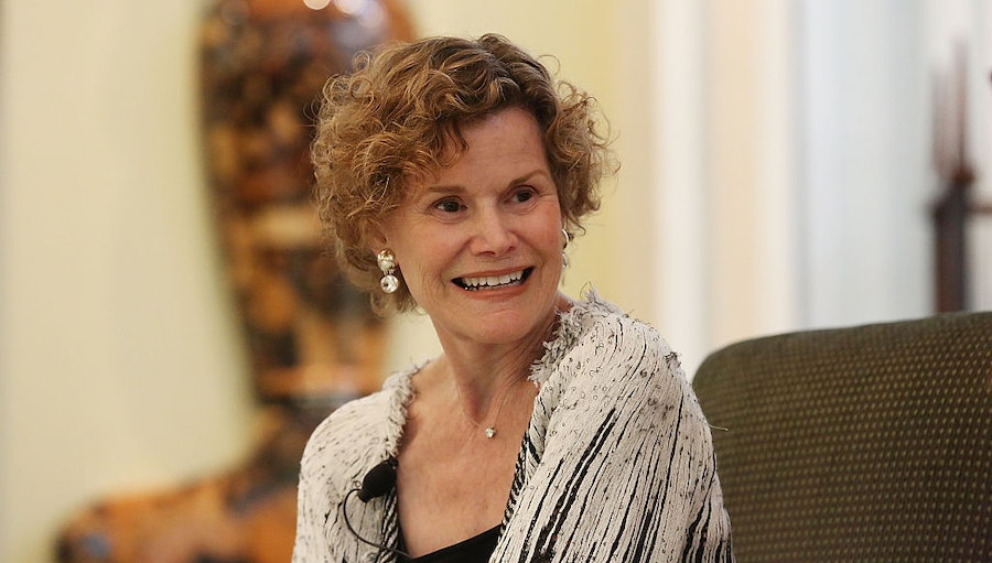 Judy Blume In Conversation With WLRN's Alicia Zuckerman