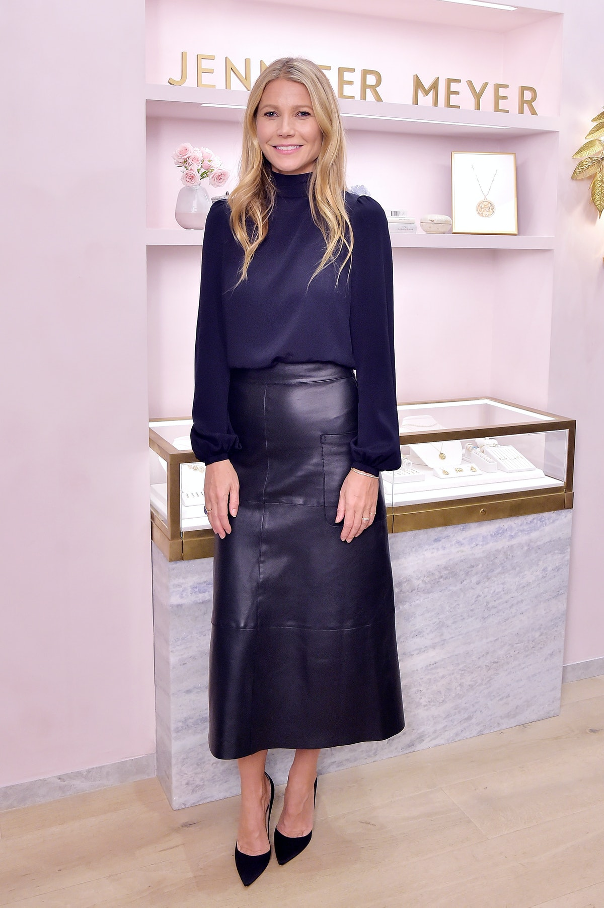 Jennifer Meyer Celebrates First Store Opening in Palisades Village At The Draycott With Gwyneth Paltrow And Rick Caruso