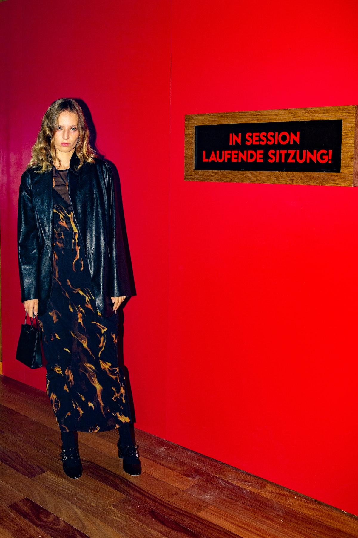 Document & Grace Coddington host :an intimate dinner to celebrate Luca Guadagnino's SUSPIRIA