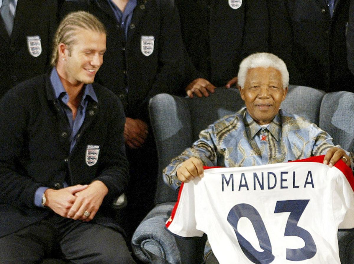 South African 2010 World Cup Bid