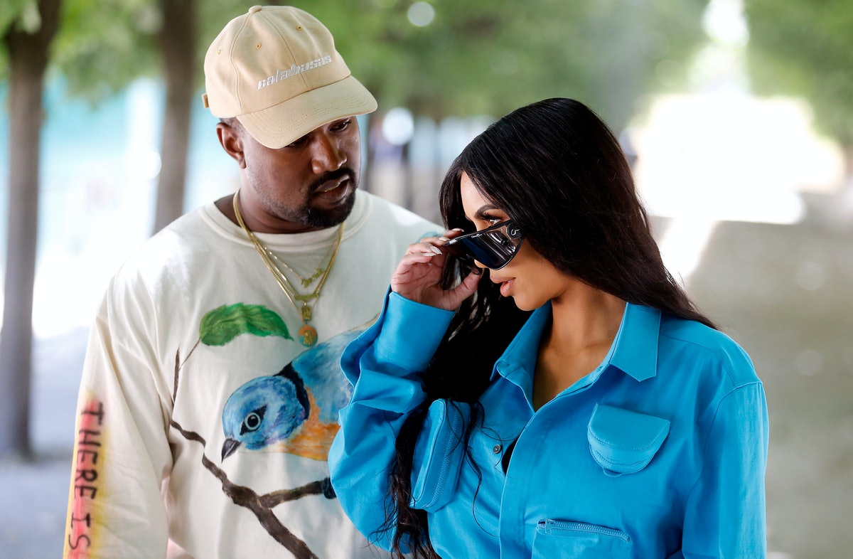 Kim Kardashian Says She Had To Let Go Of Her Independence For Kanye West