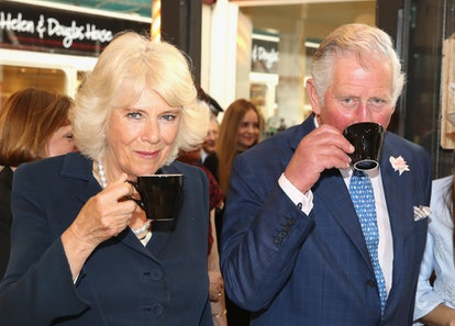 The Prince Of Wales And Duchess Of Cornwall Visit Oxford