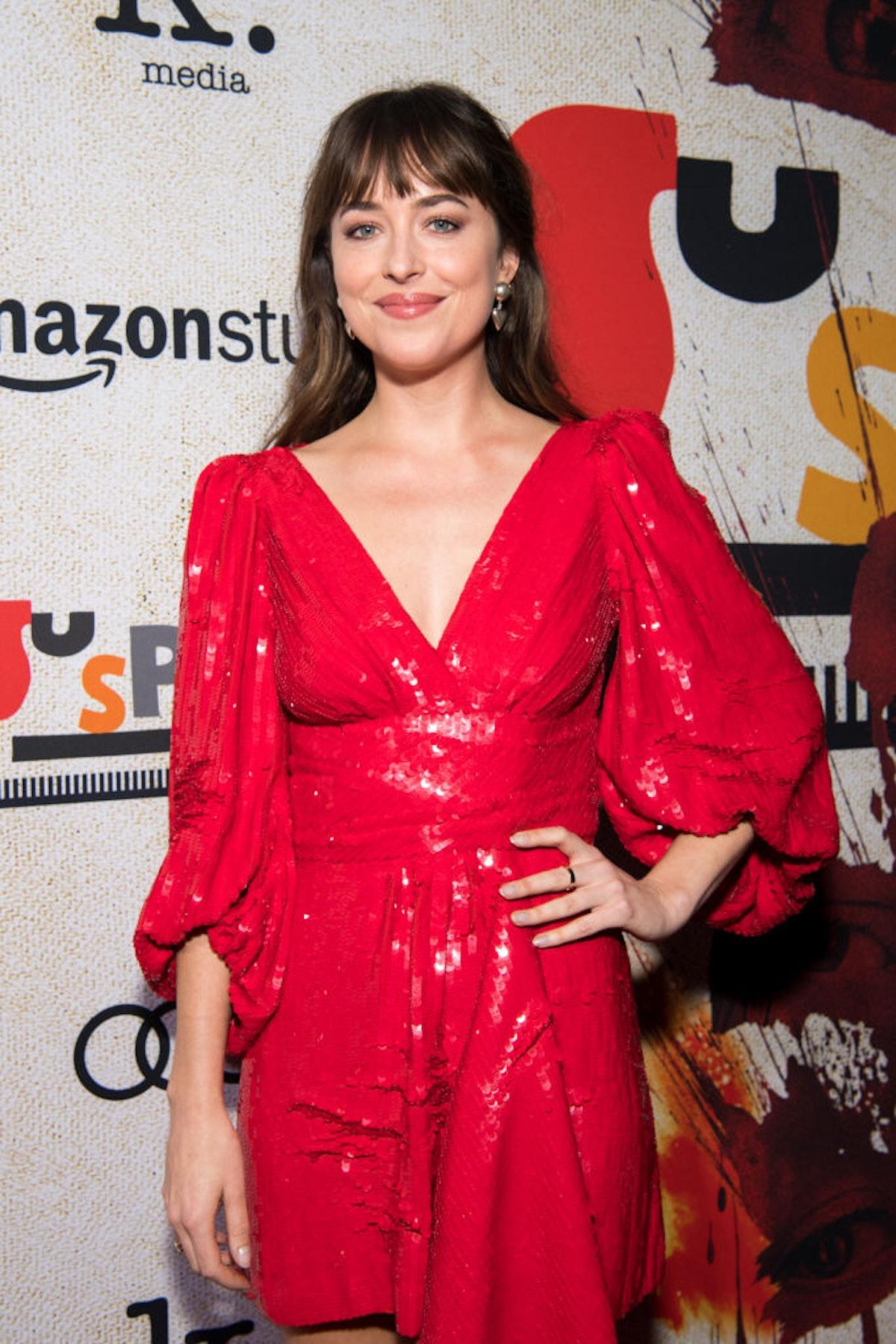 """Premiere Of Amazon Studios' """"Suspiria"""" - Red Carpet"""
