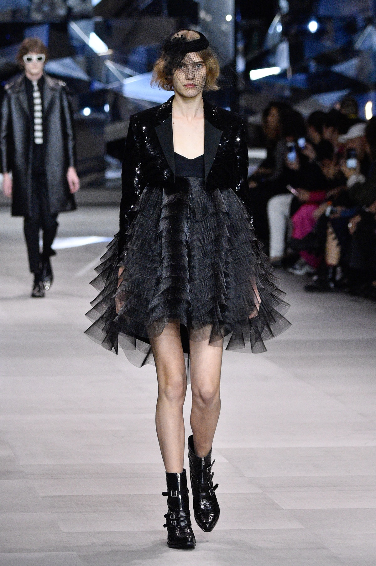 Celine : Runway - Paris Fashion Week Womenswear Spring/Summer 2019
