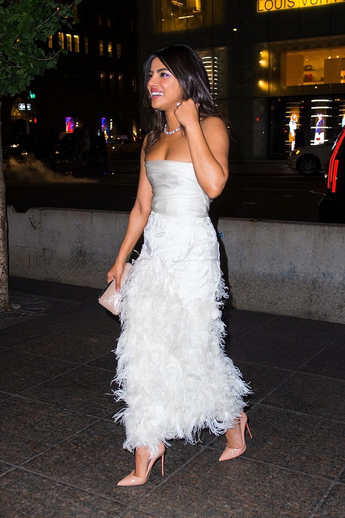 Celebrity Sightings in New York City - October 28, 2018