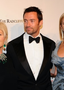 Hugh Jackman and Ivanka Trump