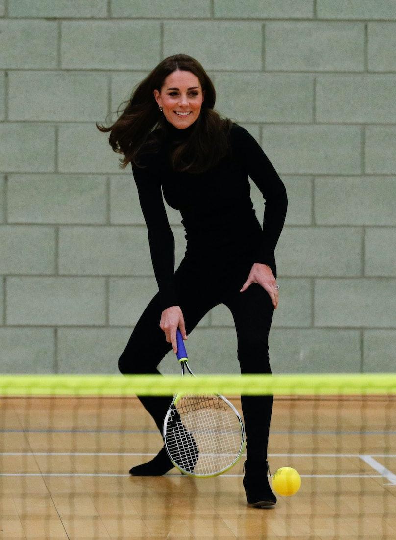 The Duke And Duchess Of Cambridge Visit Coach Core Essex