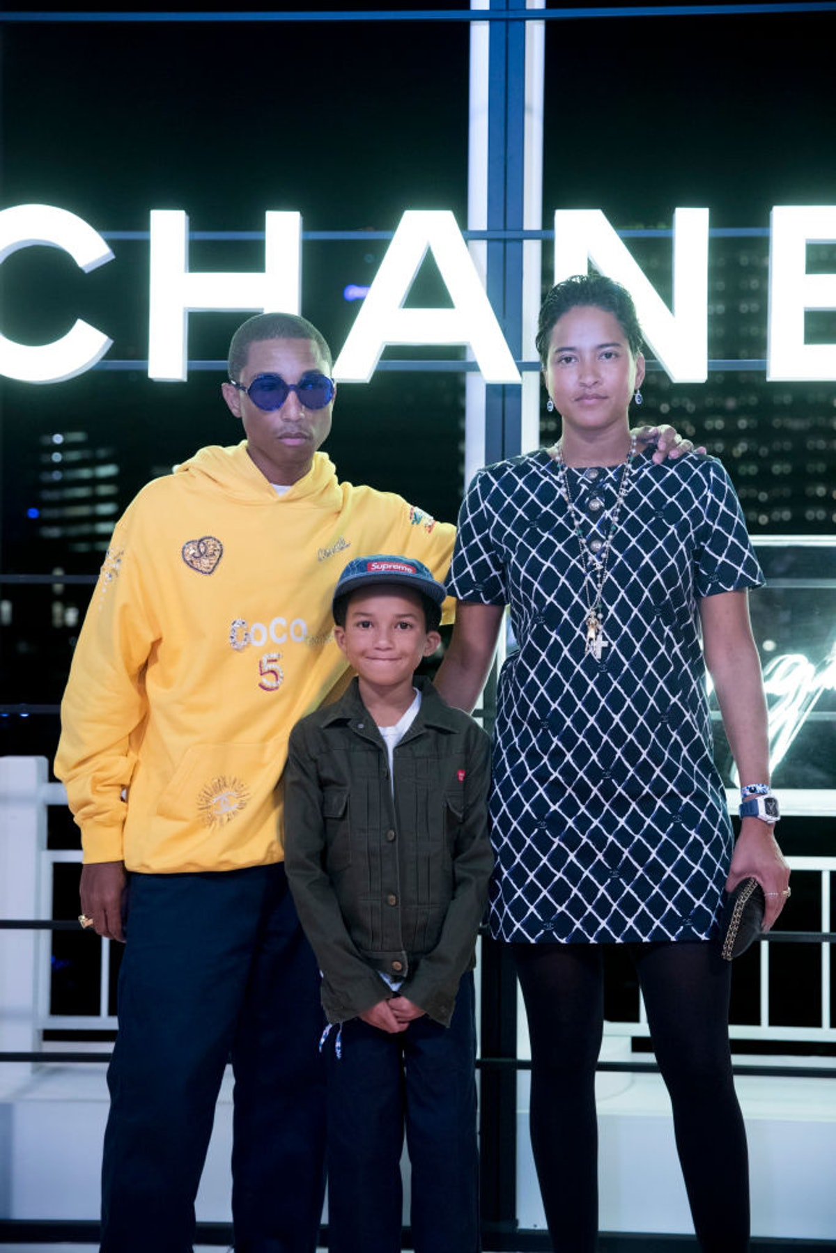 Chanel Cruise 2018/19 Replica Show In Bangkok - Sermsuk Warehouse Pepsi Pier