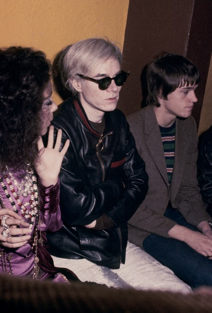 Warhol And Ultra Violet