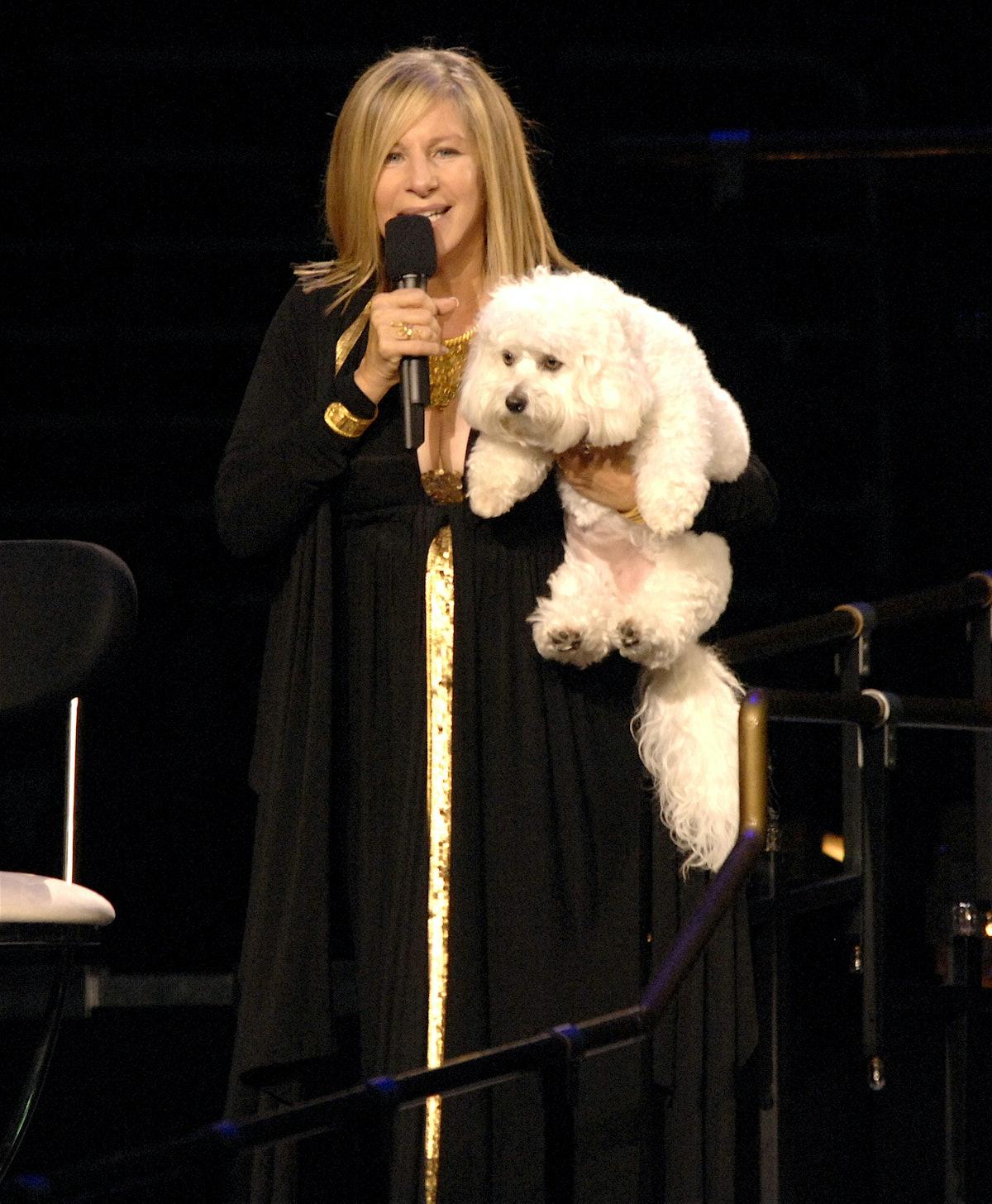 Barbra Streisand Tour Opener - October 4, 2006