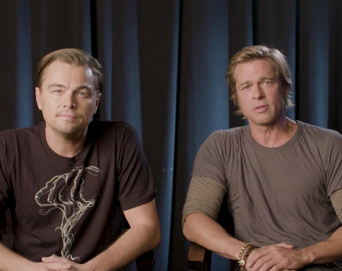 Brad and Leo