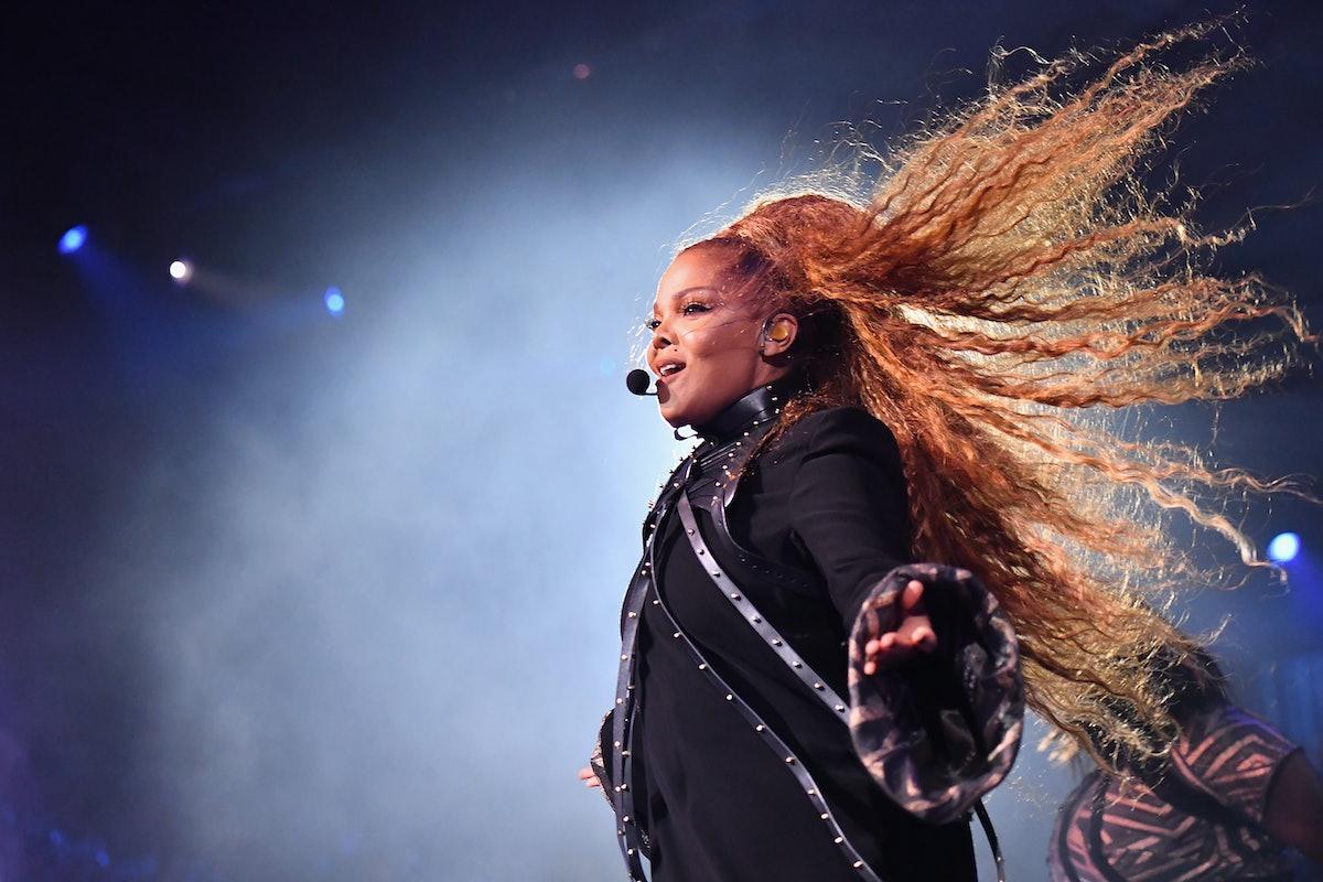 Janet Jackson EMAs
