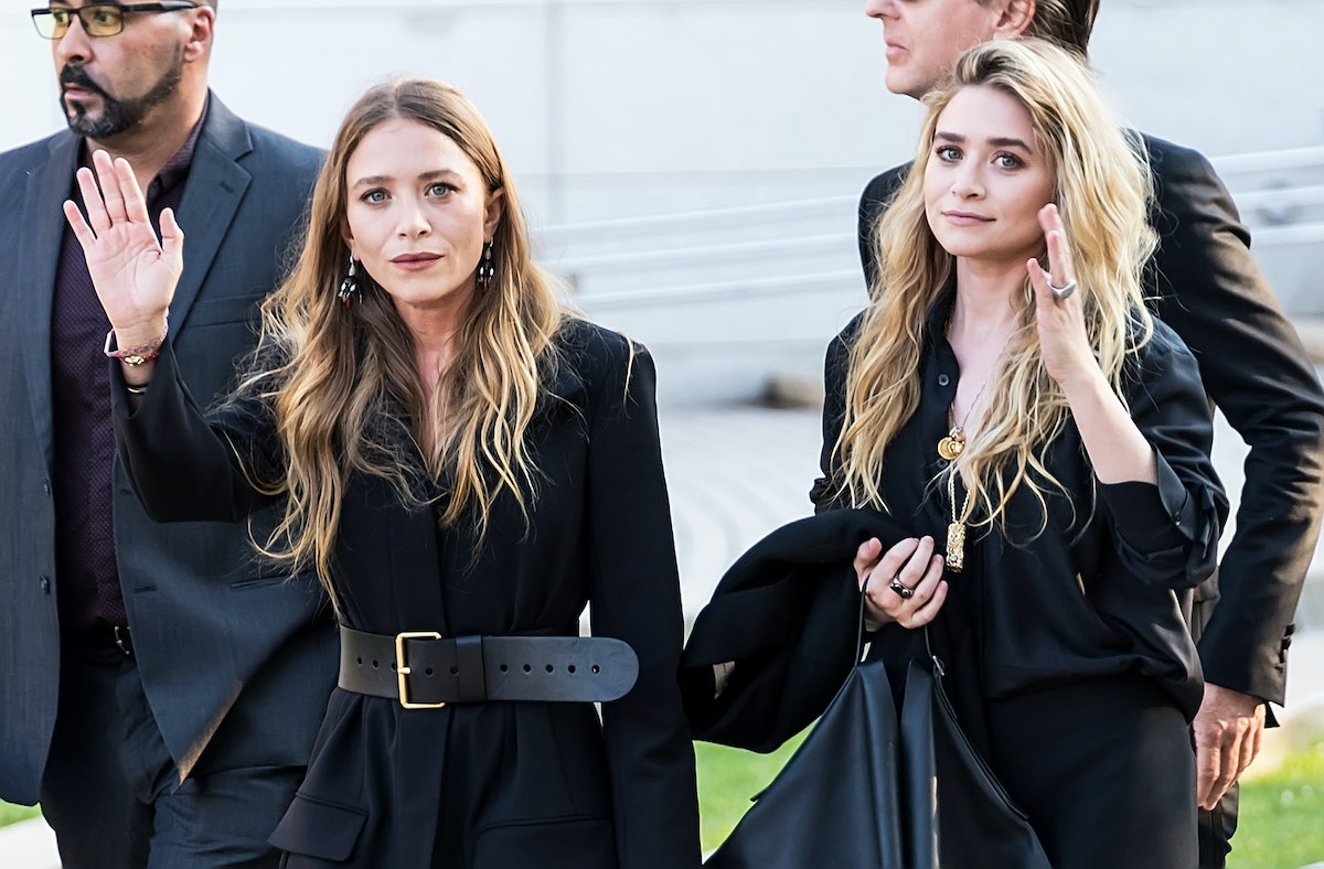 Mary-Kate and Ashley Olsen lead