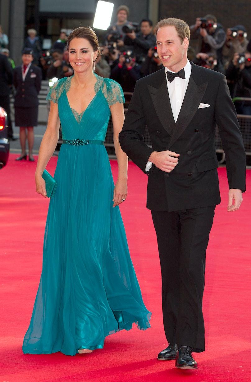 Kate Middleton, Prince William 2012 embed