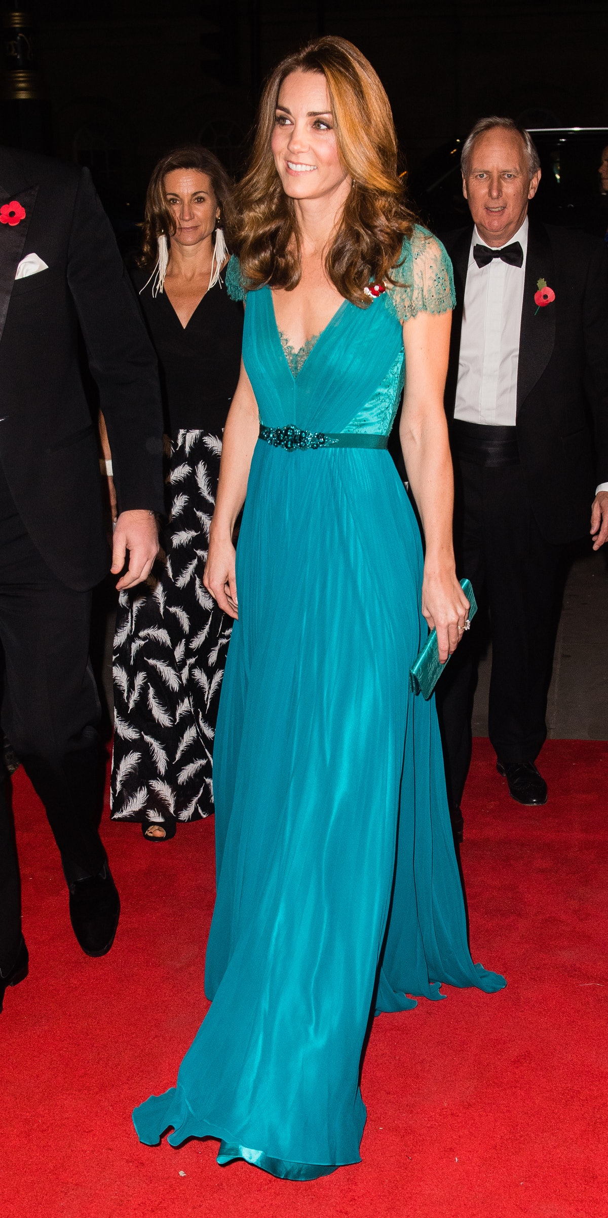 Kate Middleton dress embed