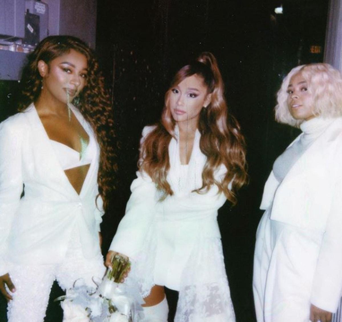 Ariana Grande friends