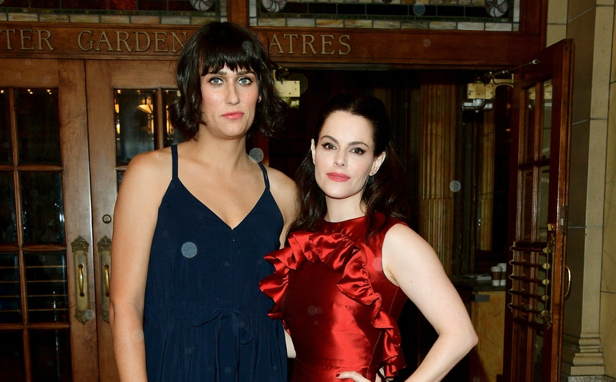 teddy geiger emily hampshire