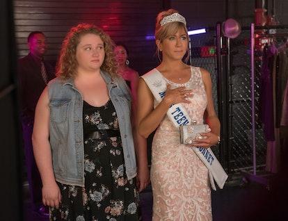 Jennifer Aniston, Danielle Macdonald in Dumplin' embed