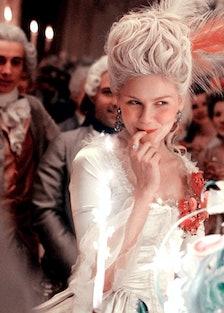 Marie Antoinette lead