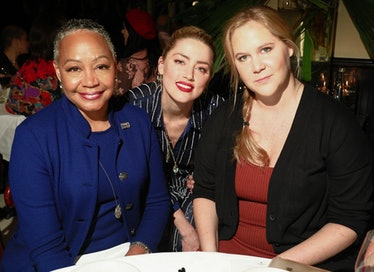 The Glenlivet Hosts Conversations for Change Dinner : Honoring Lisa Borders, CEO of Time's Up
