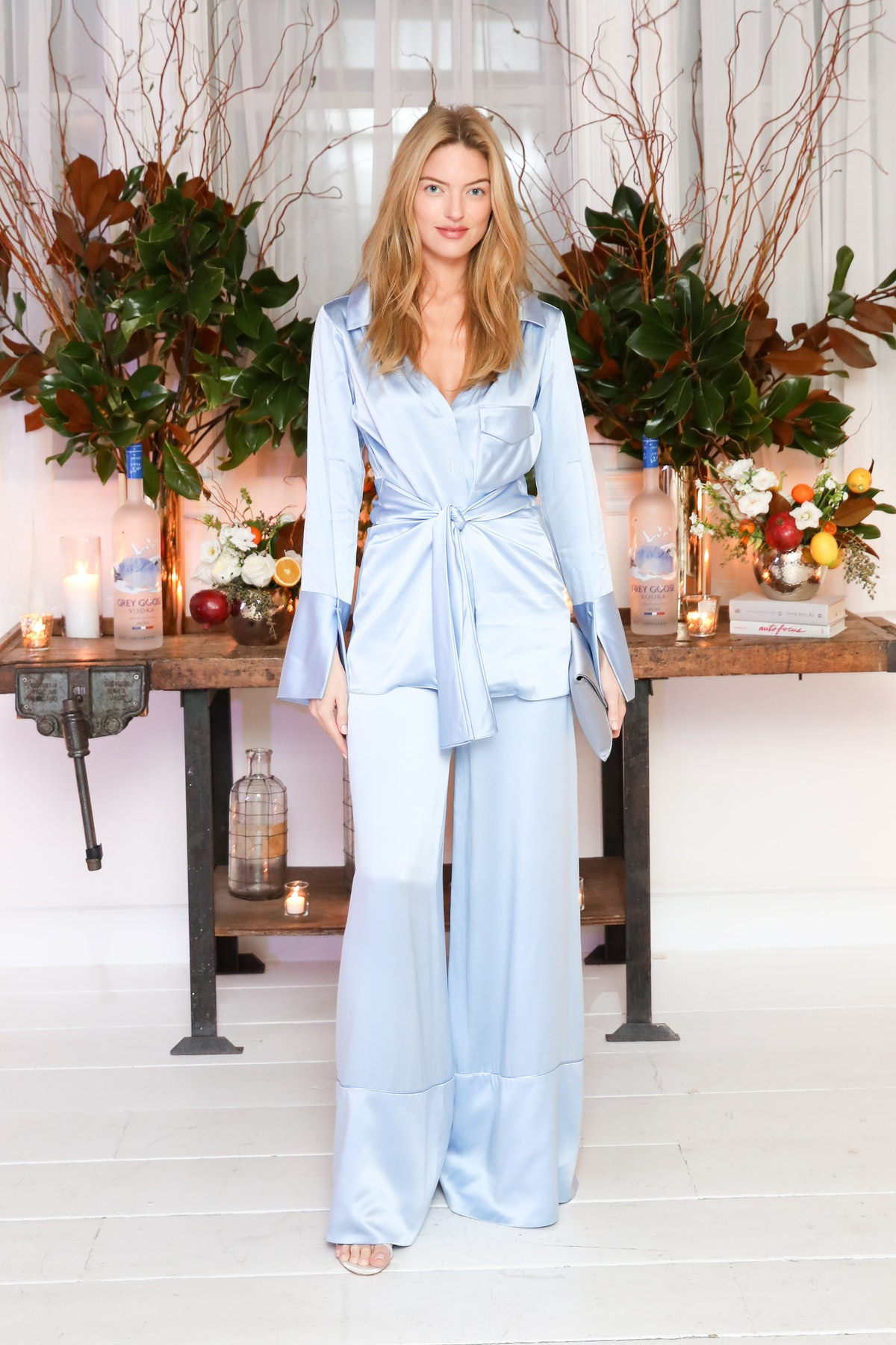 Grey Goose & Vanessa Traina Launch : La Fontaine at the Révellion Holiday Dinner