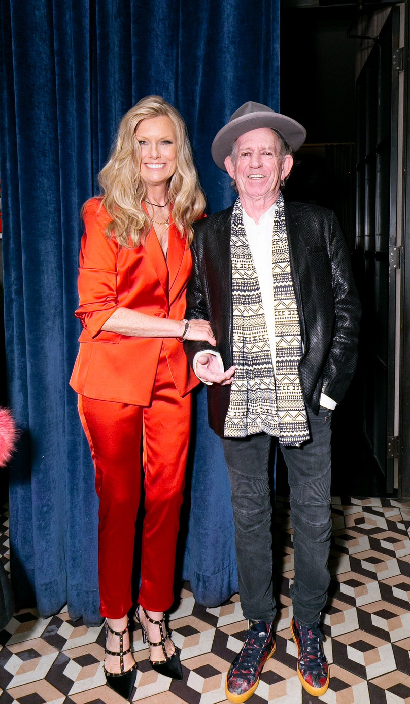 Derek Blasberg hosts Patti Hansen : A Portrait Cocktail Celebration