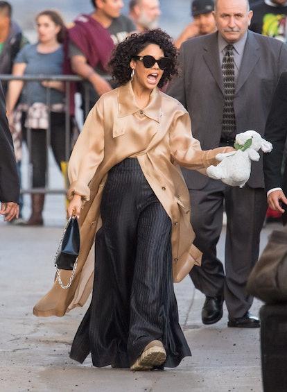 Celebrity Sightings In Los Angeles - November 13, 2018