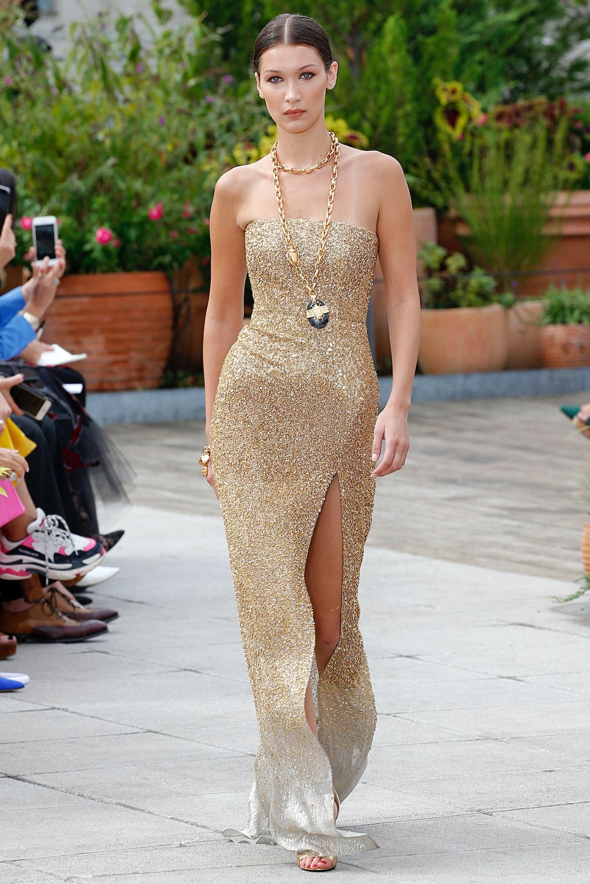 Oscar De La Renta - Runway - September 2018 - New York Fashion Week