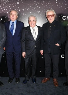 THE MOMA FILM BENEFIT : A Tribute to Martin Scorsese PRESENTED BY CHANEL