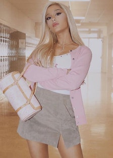 Ariana Grande mean girls