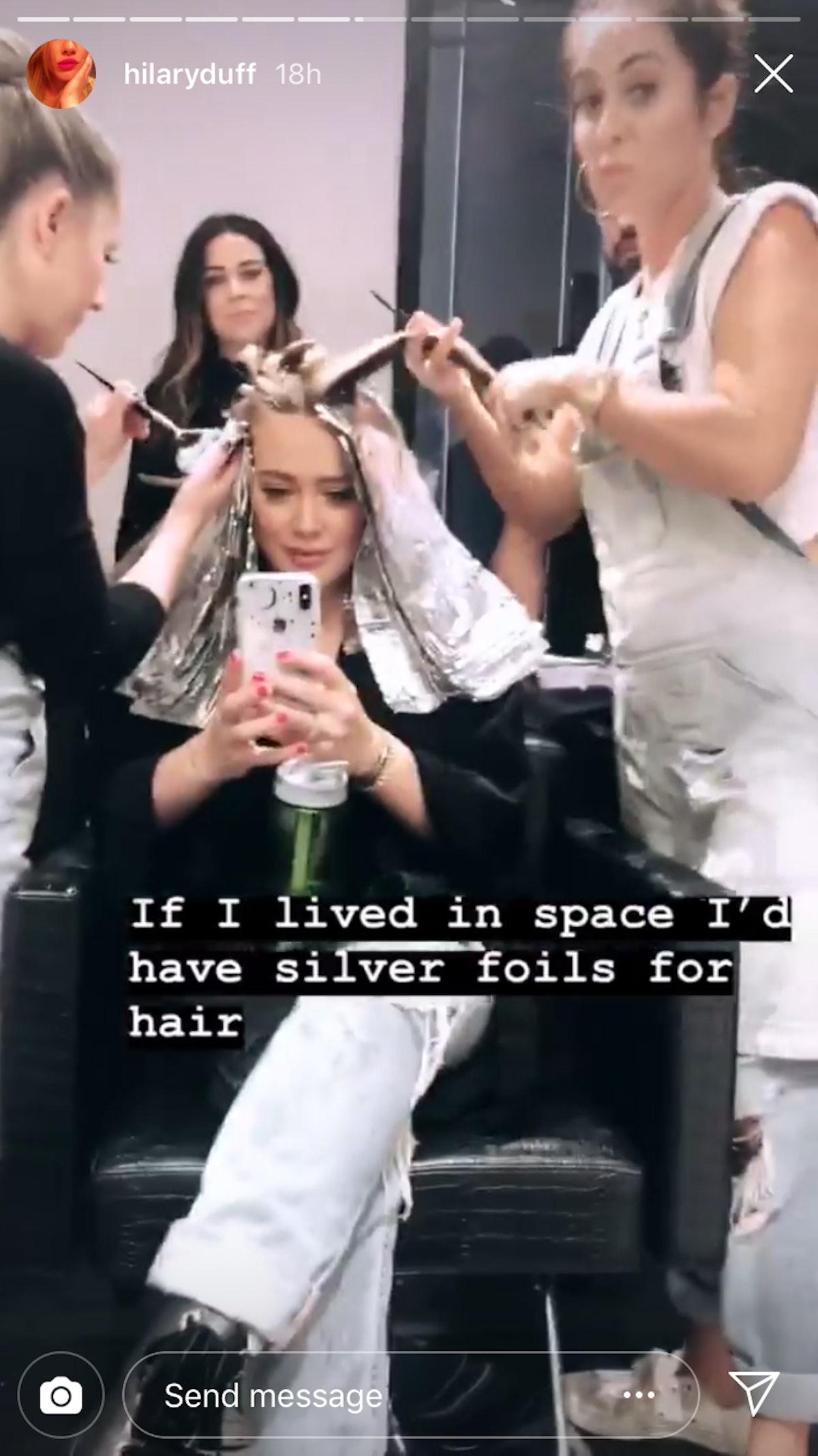 Hilary Duff hair2