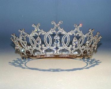 Stolen Portland tiara embed