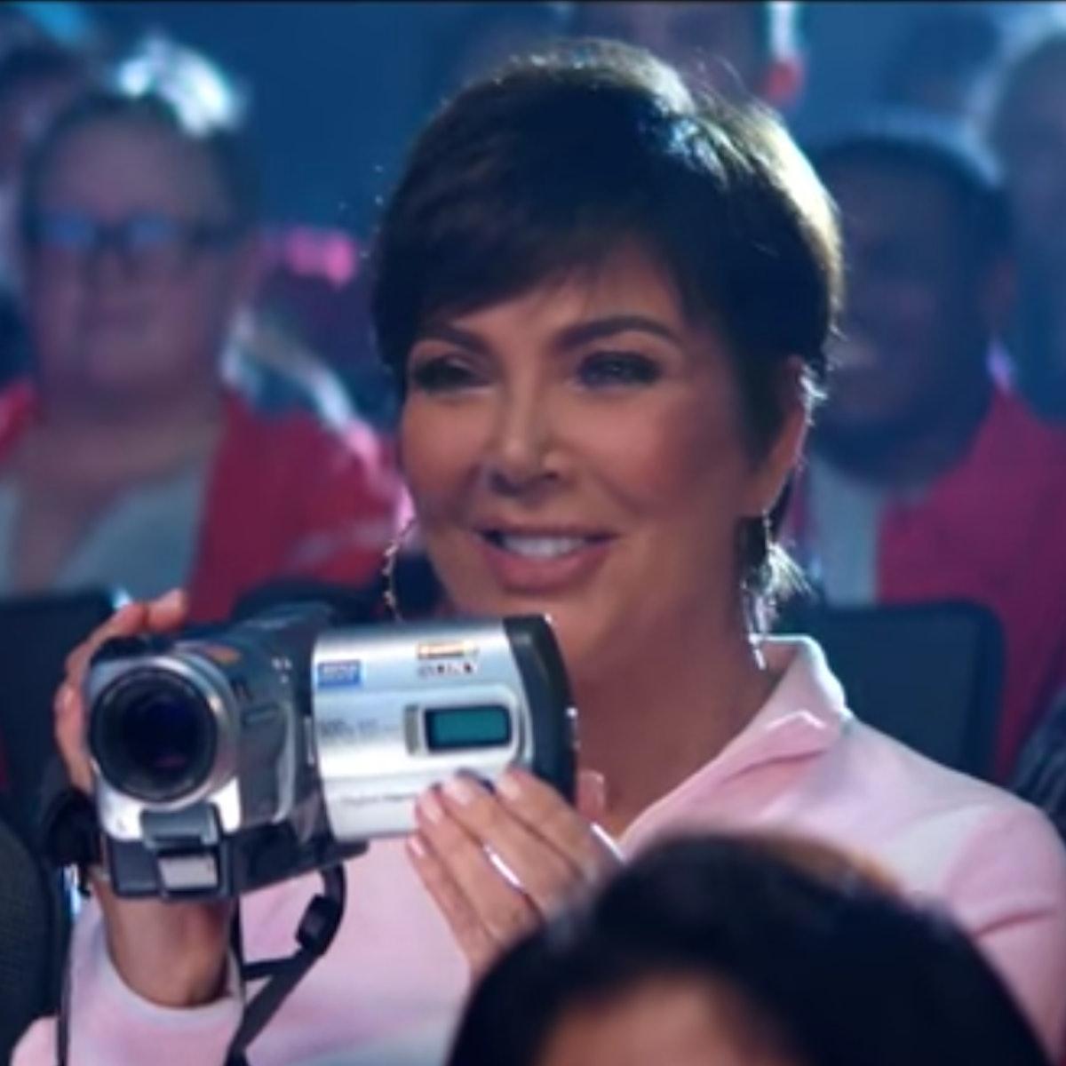 Kris Jenner in Thank U, Next