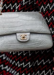 Chanel animal skin