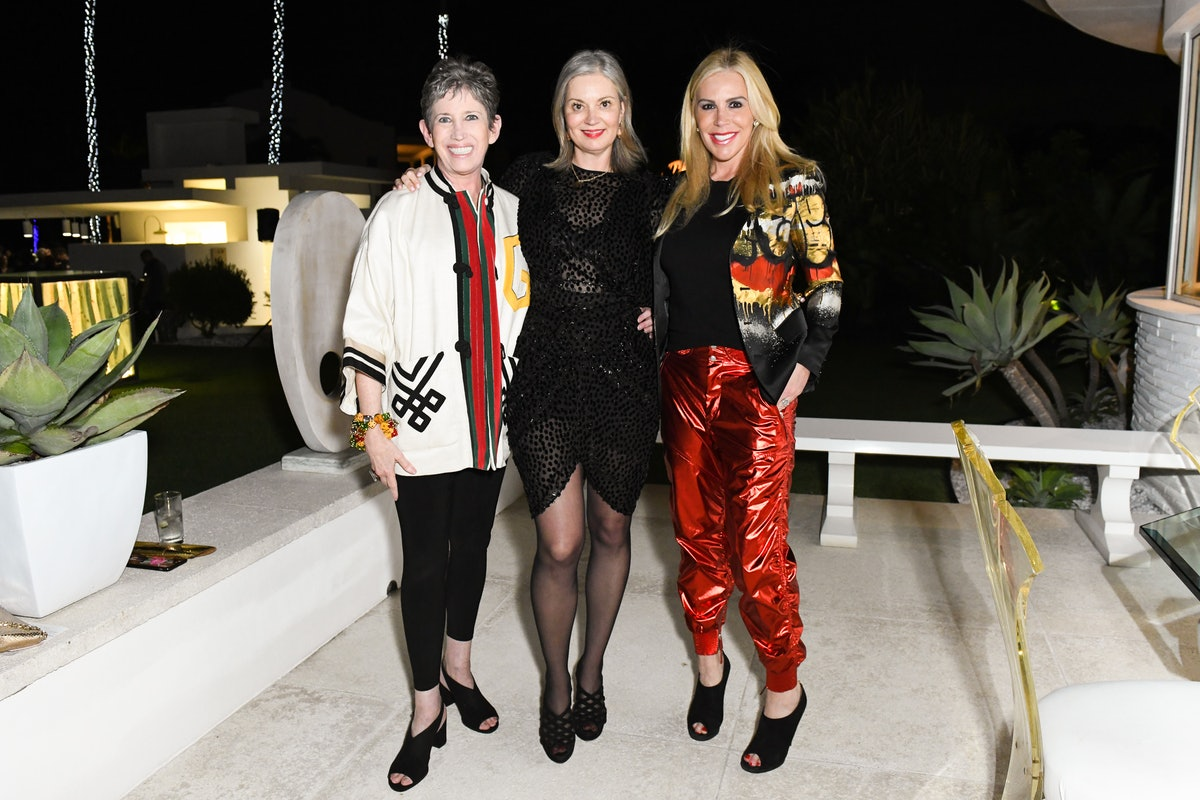 New Wave Art Wknd Collection tour & Supper Party : presented by Christie's