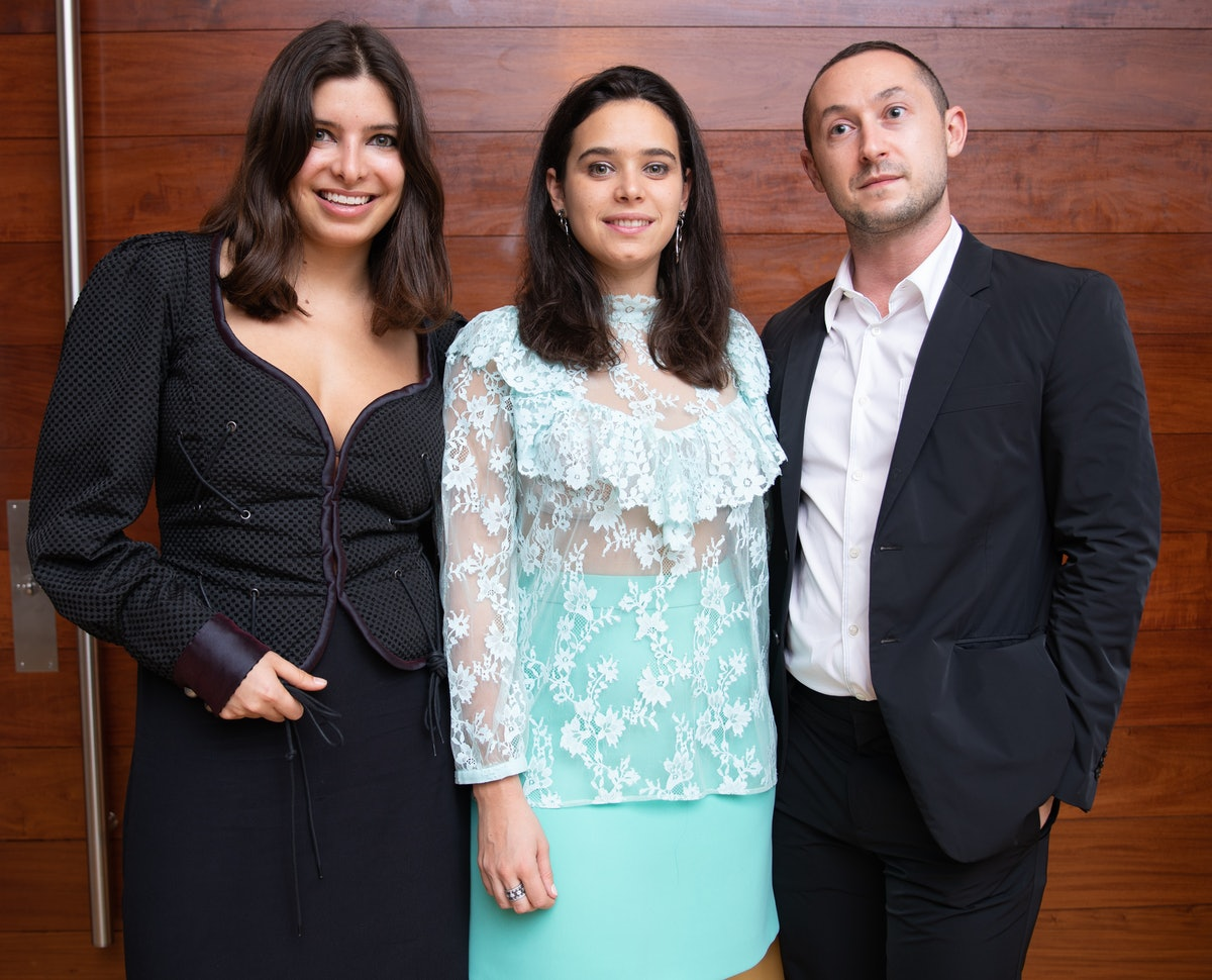 ICA Miami and W Magazine's Annual Artists' Dinner :in partnership with LIFEWTR