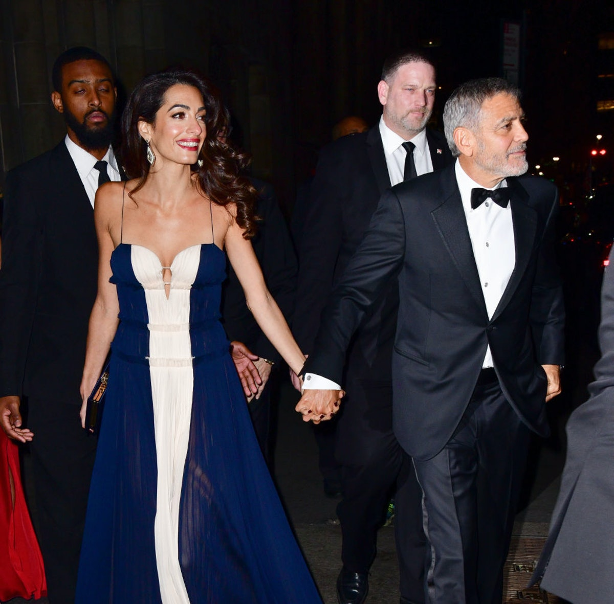 Celebrity Sightings in New York City - December 5, 2018