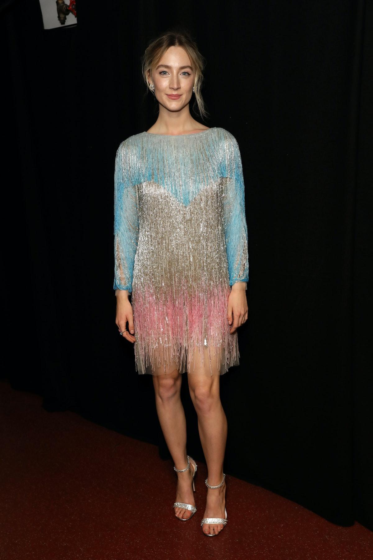 The Fashion Awards 2018 In Partnership With Swarovski - Backstage