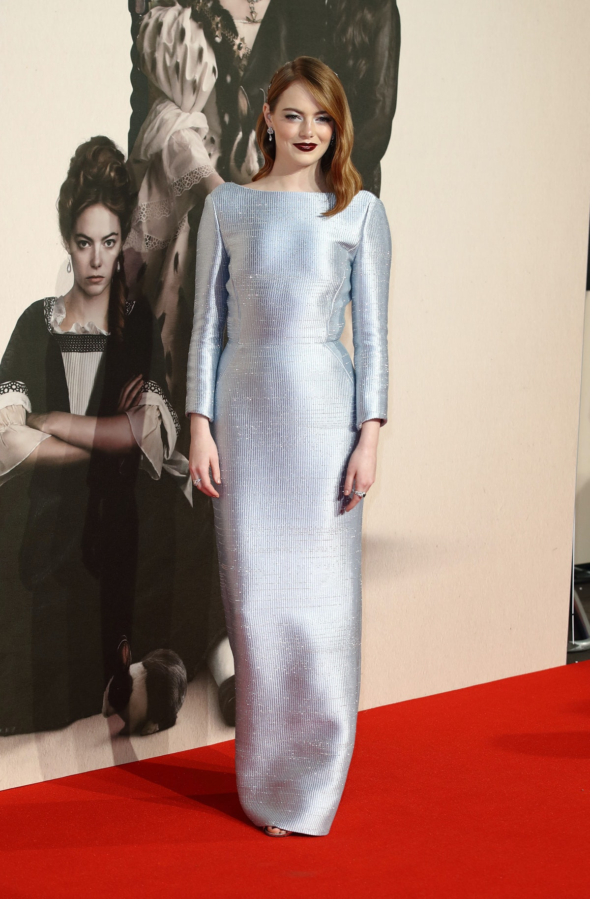 """The Favourite"" UK Premiere & American Express Gala - 62nd BFI London Film Festival"