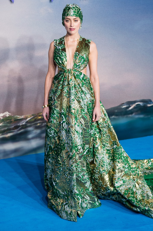 """Aquaman"" World Premiere - Red Carpet Arrivals"