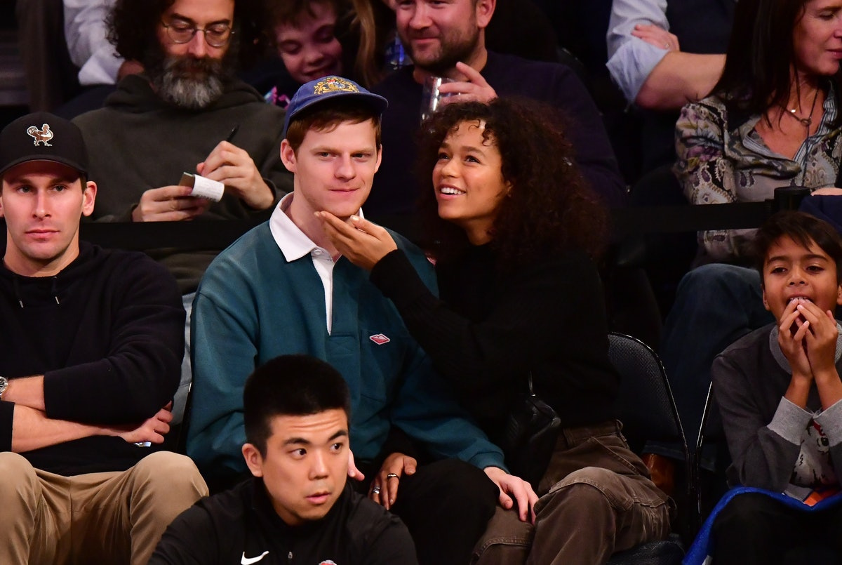 Celebrities Attend Phoenix Suns v New York Knicks