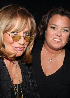 Penny Marshall, Rosie O'Donnell