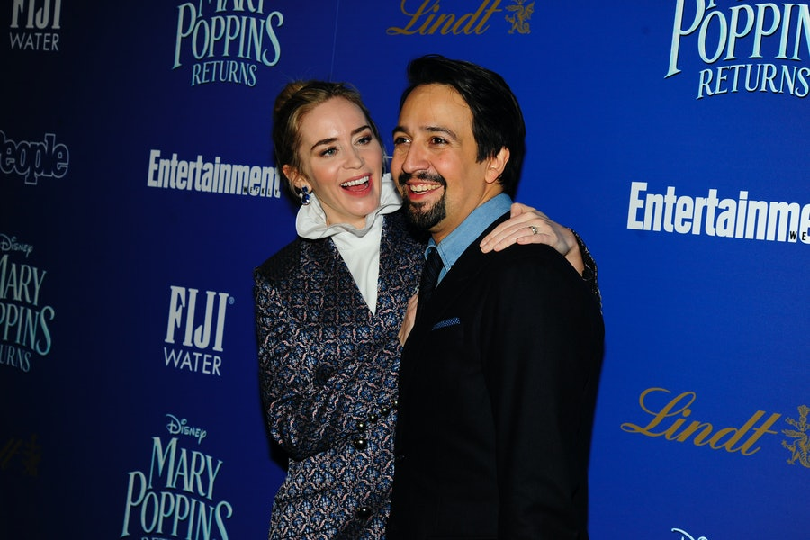 "The Cinema Society With FIJI Water, Lindt Chocolate, Entertainment Weekly & People Host A Screening Of Disney's ""Mary Poppins Returns"""