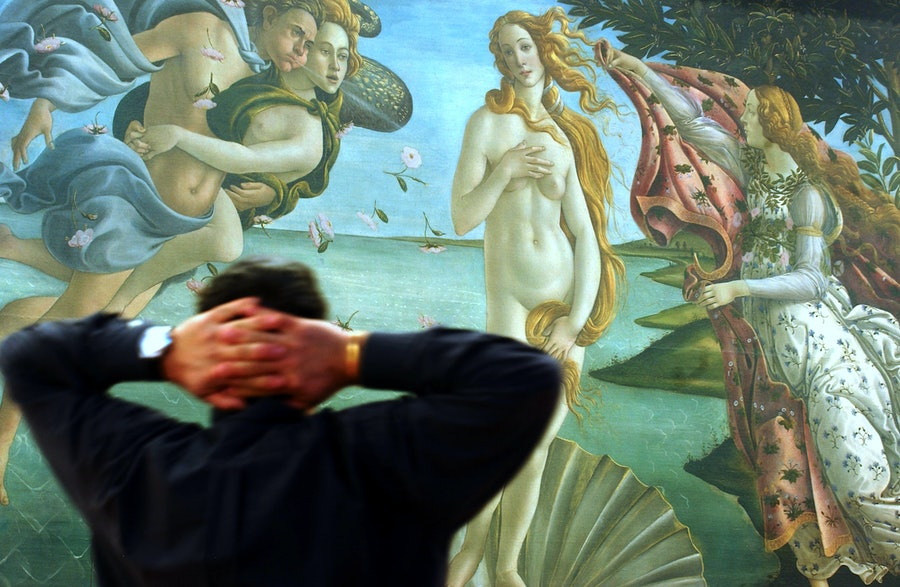The Most Important Exhibition Of Botticelli In Florence