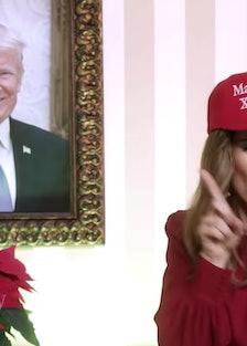 Laura Benanti as Melania Trump